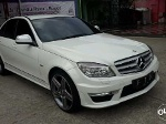 Foto Mercy C200 Avangard White Special Edition