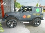 Foto Katana 4x4 1988 Istimewa Full Audio Model Jimny...