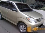 Foto Toyota Avanza G manual th. 2005/2006