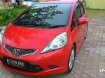 Foto Honda Jazz Rs Merah Red
