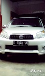 Foto Toyota Rush Th. 2013 Silver Type S