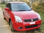 Foto Red Colour Maruti Swift Available For Sale...