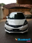 Foto Honda Jazz RS A/T 2013 White Orchid Pearl Jakarta