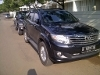 Foto Toyota Fortuner Diesel G Automatic Tahun 2012