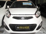 Foto All New Picanto Manual 2012 Putih