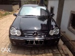 Foto Mercy c240 sport 2005 black on black
