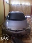 Foto Honda civic fd1 2007 matic plat B