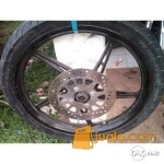Foto Velg racing jupiter mx 2013 tromol
