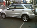 Foto Toyota rush s m/t vkool silver 38.2 Jt RStok...