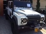 Foto Land Rover Defender 110 Double cabin 2013