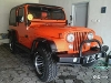 Foto Jeep Cj7 4x4 Diesel Th 1981 Murah Malang