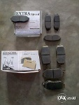 Foto Rem Ft 86 Dixcell Brake Pad (front & Rear)