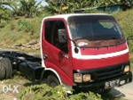 Foto Truck Dyna 2008 type130HT sasis only