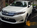 Foto Toyota Harrier facelift