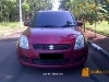 Foto Suzuki swift ST 2008 a/t merah metalik