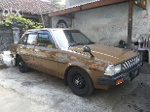 Foto Corolla DX 1983 Rpm. Tape cd plus Tv. Samsat baru
