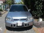 Foto Honda CRV silver 2.0 AT 2001