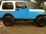 Foto Dijual Chrysler Jeep CJ-7 4.2 (1985)