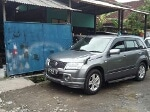 Foto Grand Vitara JLX matic 2007 abu-
