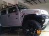 Foto Hummer H2 Double Cabin Silver
