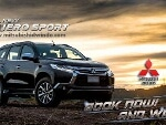 Foto All new pajero sport, book now!