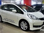 Foto Honda Jazz Rs White Facelift New Bumper Good Cond