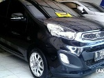 Foto Kia All New Picanto 2011 Hitam Mt Tgn1 Km15rb...