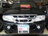 Foto Isuzu PANTHER LS turbo manual 2008 Hitam tangan...