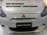 Foto New compact city car mirage automatic 2014 ready