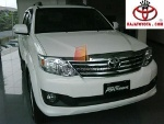 Foto Toyota New Fortuner 2011 Diesel G Manual