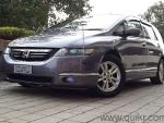 Foto The Outstanding Honda Odyssey exclusive and...