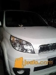 Foto Terios TX putih adventure th 2013 matic