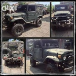 Foto Hardtop 69 canvas army