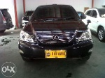 Foto Toyota Harrier 3.0 4x4 L AT 2003 Hitam Metalik