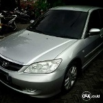 Foto New Civic Facelift Silver M/t Vti 2004 Limited...