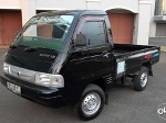 Foto Suzuki Carry Futura 1.5 Pick Up 2009 Hitam