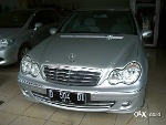 Foto Mercedes Benz C230 Elegance At 2007 Silver Km...