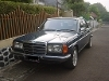 Foto Mercedes-Benz W123 280E (Tiger) '84