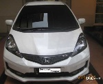 Foto Jazz Rs Facelift 2013 At White L Tg1 Km20rb Ex...