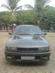 Foto Mitsubishi Lancer GTI 1800 Injection Manual...