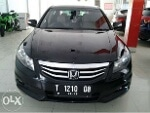 Foto Honda Accord Vti-L 2.4 at 2012