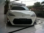 Foto Toyota FT-86 TRD Aeropackage Internal Color...