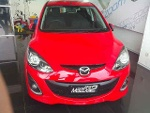 Foto Mazda the best city car free gps dan jok kulit
