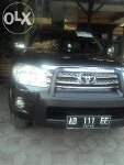 Foto Toyota Fortuner 2011 matic