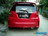 Foto Jual honda all new jazz rs 2012 at red modifikasi