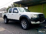 Foto Ford Ranger Double Cabin Turbo 2008 Siap Cabut...