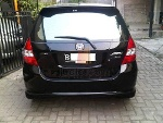 Foto Honda Jazz Sporty Black Mica 05/04