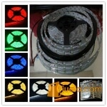 Foto SMD LED Flexible Strips (3528) indoor & outdoor