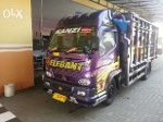 Foto Coltdiesel canter superspeed