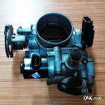 Foto Throttle Body Mazda Lantis Complit (garansi)